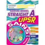 UPSR Kertas Model Straight A Sains