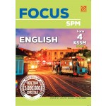 TINGKATAN 4 FOCUS KSSM ENGLISH