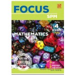 TINGKATAN 4 FOCUS KSSM MATHEMATICS
