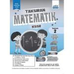 Tahun 2 Taksiran Matematik