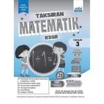 Tahun 3 Taksiran Matematik