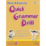Tahun 3 Notes & Exercises Quick Grammar Drill English
