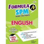 FORMULA A+ MODEL TEST PAPER SPM ENGLISH