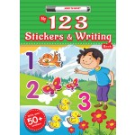 MY 123 STICKERS & WRITING BOOK