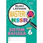 Tahun 6 Buku Latihan Masteri A Sistem Bahasa
