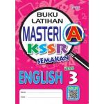 Tahun 3 Buku Latihan Masteri A English