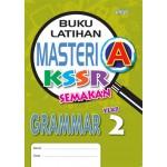 Tahun 2 Buku Latihan Masteri A Grammar