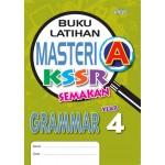 Tahun 4 Buku Latihan Masteri A Grammar