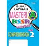 Tahun 2 Buku Latihan Masteri A Comprehension