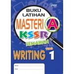 Tahun 1 Buku Latihan Masteri A Writing