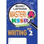 Tahun 2 Buku Latihan Masteri A Writing