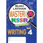 Tahun 4 Buku Latihan Masteri A Writing