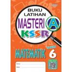 Tahun 6 Buku Latihan Masteri A Matematik