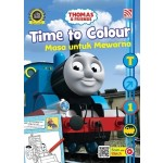 THOMAS & FRIENDS: TIME TO COLOUR