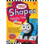 THOMAS & FRIENDS : SHAPES ACTIVITY TIME WITH STICKERS