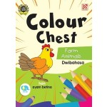 COLOUR CHEST:FARM ANIMALS(DWIBAHASA)