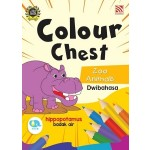 COLOUR CHEST:ZOO ANIMALS(DWIBAHASA)