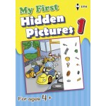 My First Hidden Pictures - Book 1