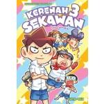 KERENAH 3 SEKAWAN: TRIO TERNAKAL!