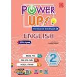 TINGKATAN 2 POWER UP ENGLISH