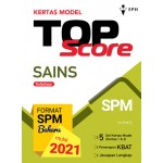 Kertas Model Top Score Sains