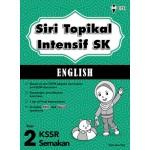Tahun 2 Siri Topikal Intensif English
