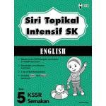 Tahun 5 Siri Topikal Intensif English