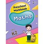 K2 Preschool Workbook Maths