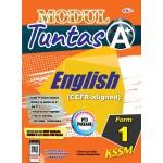 TINGKATAN 1 MODUL TUNTAS A+ ENGLISH
