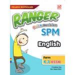 RANGER QUICK REVISION SPM ENGLISH