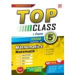 TINGKATAN 5 TOP CLASS MATHEMATICS
