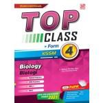 TINGKATAN 4 TOP CLASS BIOLOGY