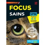 FOCUS SPM SAINS (2021 Edition)