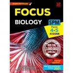 FOCUS SPM BIOLOGY