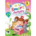 SMART  ACTIVITY  FOR  KINDERGARTEN BOOK 1