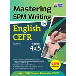MASTERING SPM WRITING FOR ENGLISH CEFR