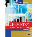 Semester 1 Chemistry for Matriculation