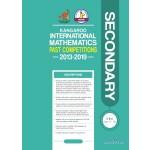 S5-6 Kangaroo International Mathematics Past Competitions (2013-2019)