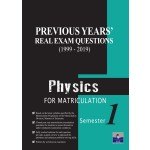 Semester 1 Previous Years Real Exam Questions Physics For Matriculation