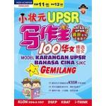 UPSR 小状元写作王100篇华文精选范文 < UPSR 100 Model Karangan Bahasa Cina  >
