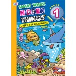 Smart Whizz Hidden Things (Objek Terselindung) - Book 1