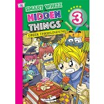 Smart Whizz Hidden Things (Objek Terselindung) - Book 3