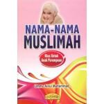 NAMA - NAMA MUSLIMAH
