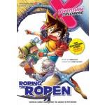 X-VENTURE LOST LEGENDS 04: ROPING THE ROPEN