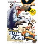 X-VENTURE LOST LEGENDS 09: THE TERRIBLE TERROR RAPTOR