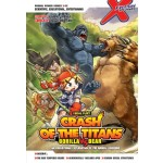 X-VENTURE PRIMAL POWER 02: CRASH OF THE TITANS