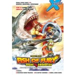 X-VENTURE PRIMAL POWER 03: FISH OF FURY