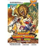 X-VENTURE DUNIA HAIWAN RAKUS TARING RIMBA SINGA VS HARIMAU