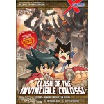 X-VENTURE THE GOLDEN AGE OF ADVENTURES 04: CLASH OF THE INVINCIBLE COLOSSI