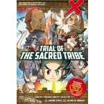 X-VENTURE THE GOLDEN AGE OF ADVENTURES 10: TRIAL OF THE SACRED TRIBE